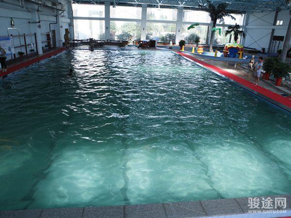 咸阳地热城·蓝波湾温泉世界