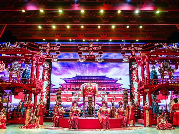 唐乐宫-《大唐女皇》