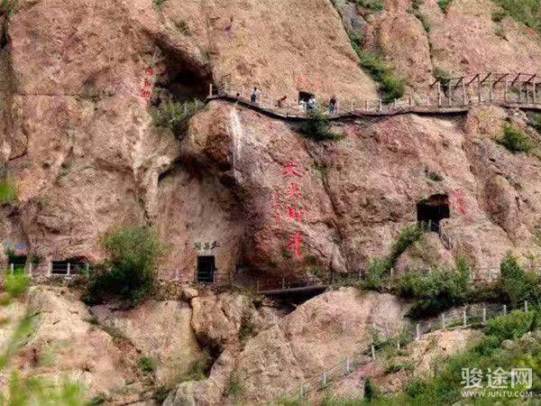 凤冠山自然风景区