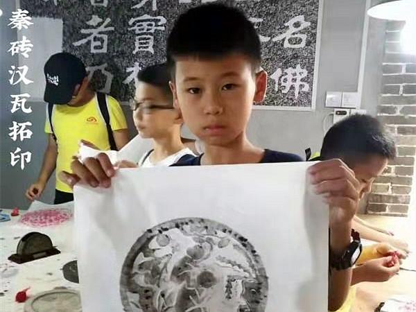 袁家村关中非遗文化传承馆