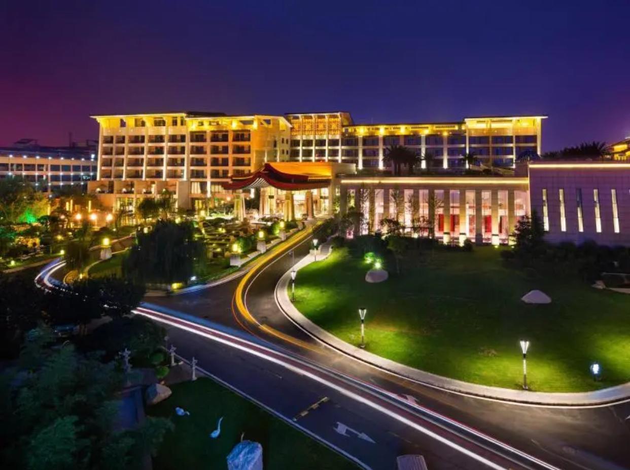 西安華清愛琴海國際溫泉酒店