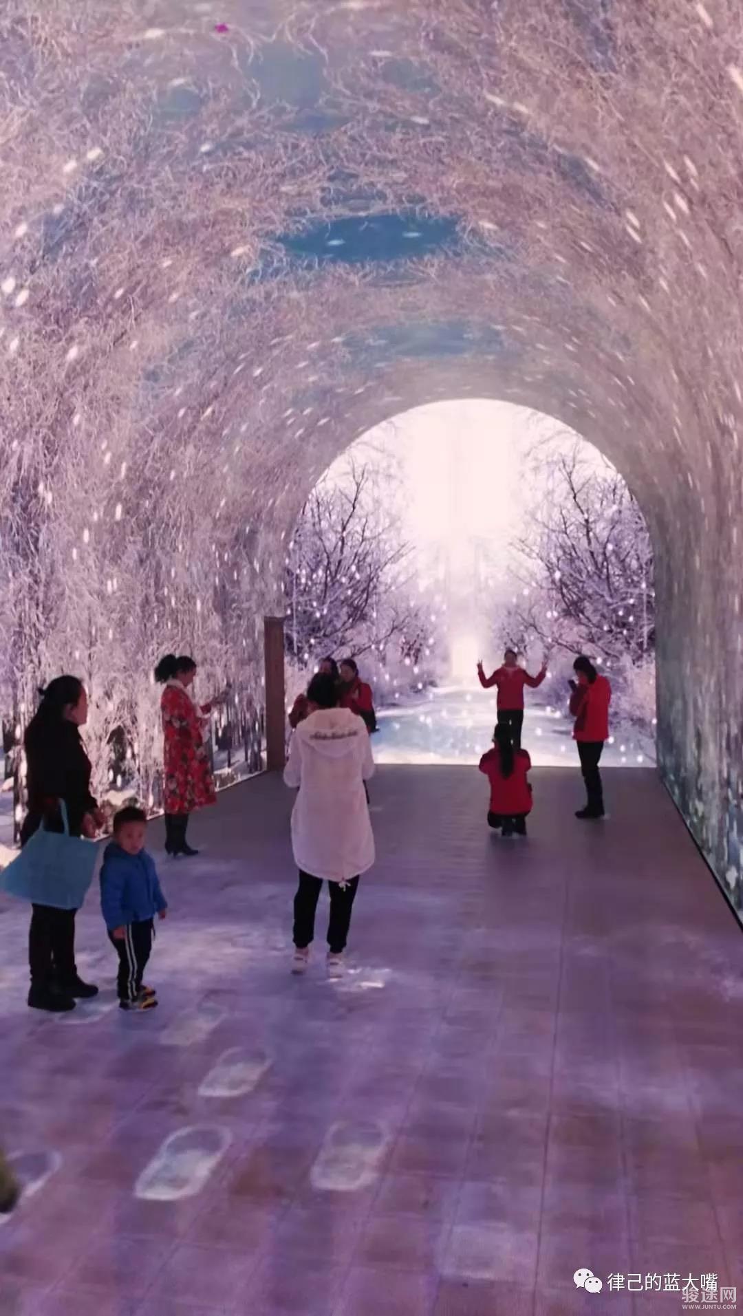 周至水街-時光隧道體驗館