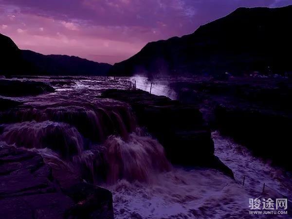 陕西壶口瀑布风景名胜区