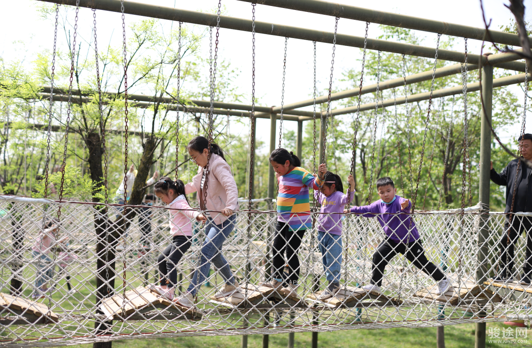 幸福時光親子戶外體驗營
