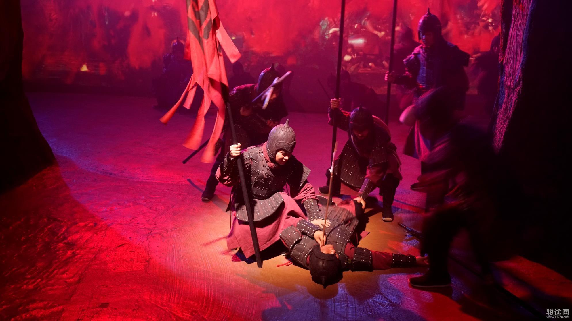 兵马俑《复活的军团》演出