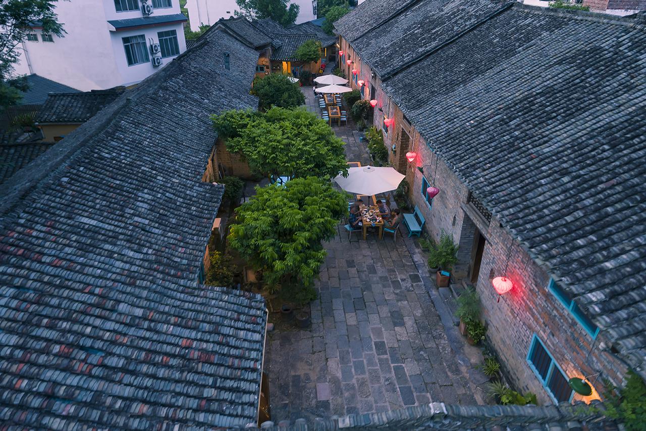 阳朔格格树饭店