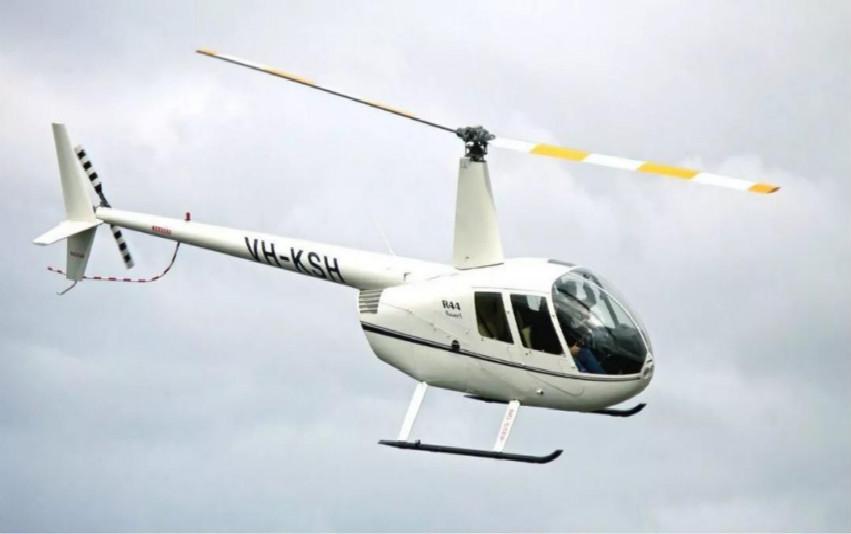 万众国际曲江直升机体验